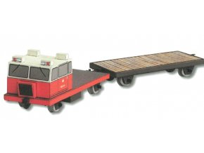 MUV 69 + přívěsný vozík