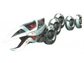 Astro racer 11-Saint Dragon