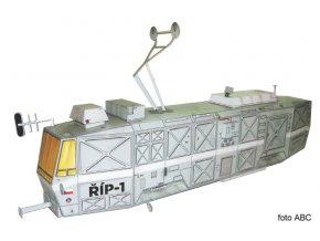 Říp-1 - kosmická tramvaj
