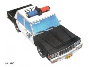 Chevrolet Caprice - policie San Francisco