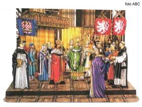 Korunovace českým králem