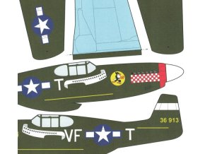 North American P-518 Mustang