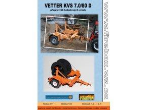 Vetter KVS 7.0/80 D