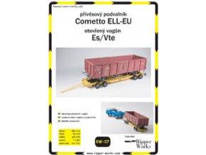 Cometto ELL-EU + Es/Vte