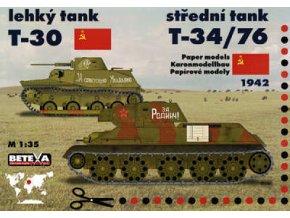 T-30 + T-34/76