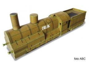 Orílk - legionářský vlak