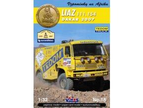 LIAZ 111.154 Rallye Paris - Dakar 2007 [510]