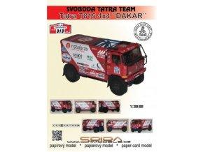 "Tatra 815 4x4 ""Dakar"" - Svoboda Tatra Team - Silk Way Rally 2012 [313]"