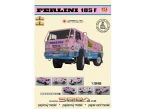 Perlini 105F - Dakar 1994 [404] [405]