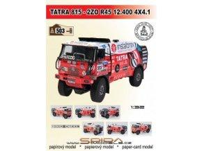 Tatra 815 - 2Z0 R45 12.400 4x4.1 - Princezna 69 - Dakar 2013 [503]