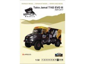 Tatra Jamal T163 EVIO III - Africe Eco Race 2017 [409]