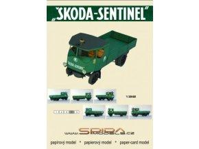 Škoda-Sentinel