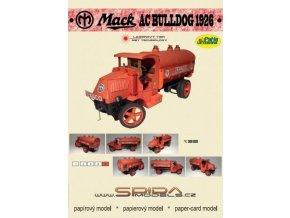 "Mack AC ""Bulldog"" 1926"