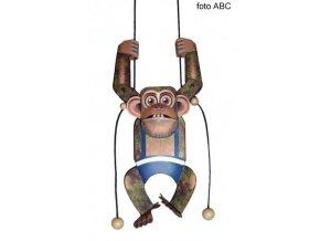 šplhající opičák