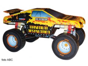 Maximum Destruction Monster Truck