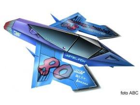 Astro racer 80-Terror Racer