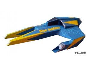 Astro racer 58-Blue Bubbles