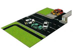 Bezpečně v silničním provozu 5 - dopravní nehoda
