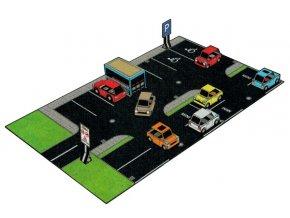 Bezpečně v silničním provozu 9 - parkoviště