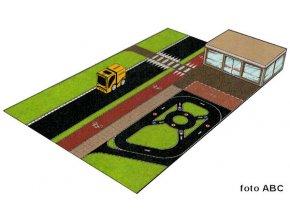 Bezpečně v silničním provozu 12 - stezka pro cyklisty a dopravní hřiště