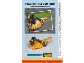 Stavostroj VVW 3405