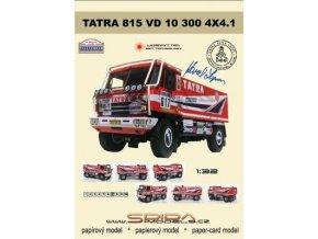 Tatra 815 VD 10 300 4x4.1 - Dakar 1987 [617]