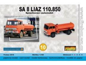SA 8 LIAZ 110.850