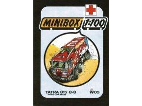 Tatra 815 8x8 - reprint
