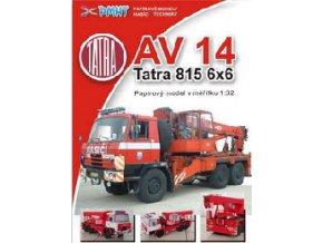 AV-14 Tatra 815 6x6 HZS