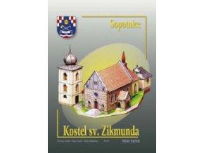 Sopotnice - Kostel sv. Zikmunda