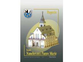 Rapotín - Kostel Nanebevzetí Panny Marie