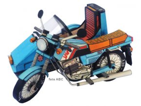 Jawa 350 + Velorex 700