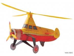 vírník - autogiro C.30