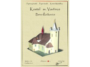 Brno-Řečkovice - kostel sv. Vavřince
