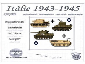 Itálie 1943-46