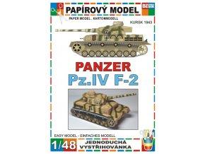 Panzer Pz.IV F-2