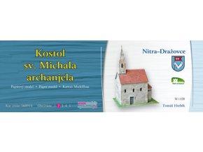 Kostel sv. Michale archanděla - Nitra-Dražovce