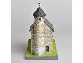 Kostel sv. Michala archanděla - Velký Klíž