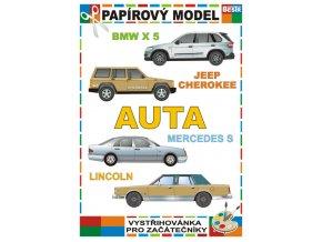 BMX X5 + Jeep Cherokee + Mercedes S + Lincoln (Auta)