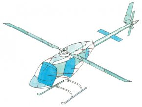 Bell 206L - Long Ranger