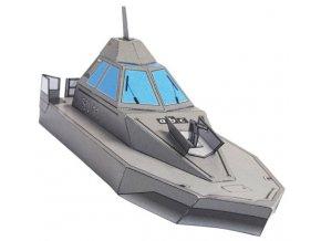 stealth člun