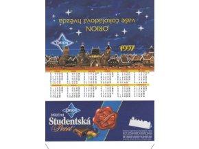 ORION kalendář 1997