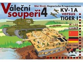 KV-1A + Tiger I (Váleční soupeři 4)