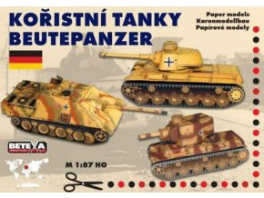 Kořistní tanky