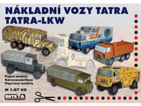Nákladní vozy Tatra