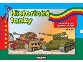 T-34/85 + Panzer IV (Historické tanky)