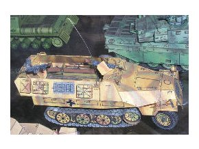 Sd.Kfz.251/1 verze D