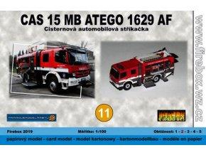 CAS 15 MB Atego 1629 AF