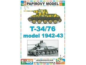 T 34/76 model 1942-43