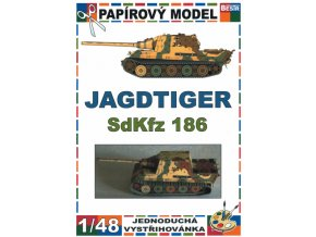 Jagdtiger SdKfz 186